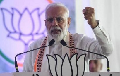 What did Congress do for Kartarpur corridor, asks Modi