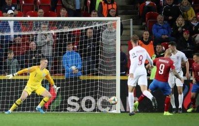 Watch: Czech Republic stun England in Euro qualifiers; France, Portugal win