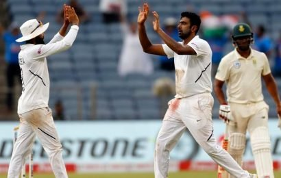 I wasn't frustrated, I'm happy to be bowling again: R Ashwin