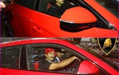 3 करोड़ में Ranveer Singh ने खरीदी रेड लैम्बॉर्गिनी, कुछ इस अंदाज में मुंबई की सड़कों पर आए नजर, देखें वायरल वीडियो | Bollywood Life हिंदी