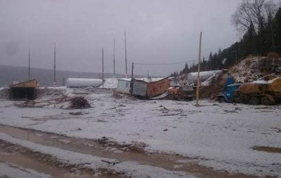 15 dead after Russian dam collapse floods dormitories