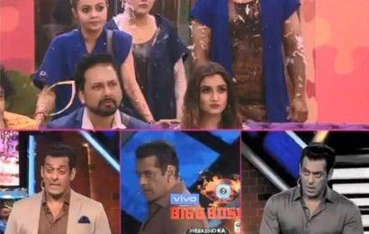 Bigg Boss 13 Promo: वीकेंड के वार में घरवालों पर बुरी तरह भड़के Salman Khan, तिलमिला कर शूटिंग बीच में छोड़ी | Bollywood Life हिंदी