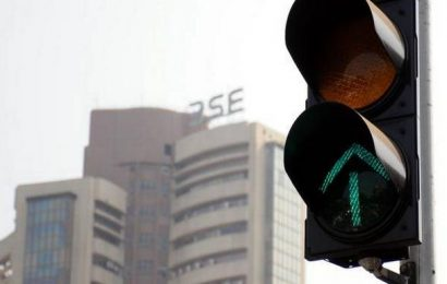 Sensex extends gains for 5th session; Yes Bank zooms 24%