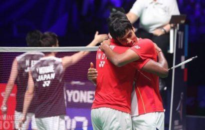 BWF Rankings: Satwik-Chirag reclaim top-10 spot; Saina, Sindhu remain static