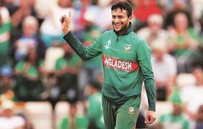 Do we work in this or I wait till the IPL: Indian bookmaker's text to Shakib Al Hasan