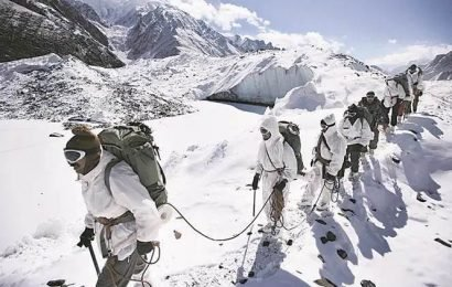 Siachen area in Ladakh now open for tourists: Rajnath Singh