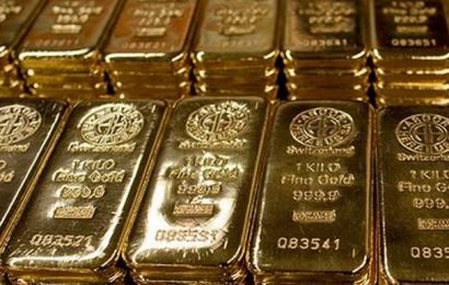 Gold prices rally ₹220 on Dhanteras
