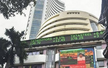 Sensex rises for 4th straight session, up 93 points