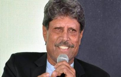 Kapil Dev happy with emergence of fast bowling department