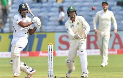 Mayank the man for India again; Pujara and Kohli join the party