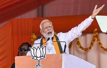 Campaigning ends in Haryana, Maharashtra