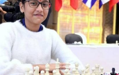 World junior chess   Divya outwits Altantuya