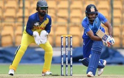 Karnataka captain lavishes praise on young opener Devdutt Padikkal