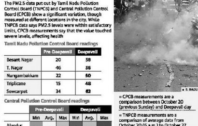 'Green' Deepavali dream up in smoke as city comes under dust cloud