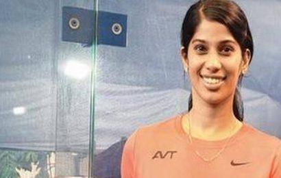 Joshna enters third round of World squash championship