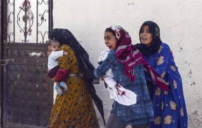 U.N chief Guterres calls for de-escalation of conflict in Syria