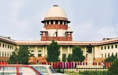Guru Ravidas temple demolished in Delhi forest can be reconstructed: SC
