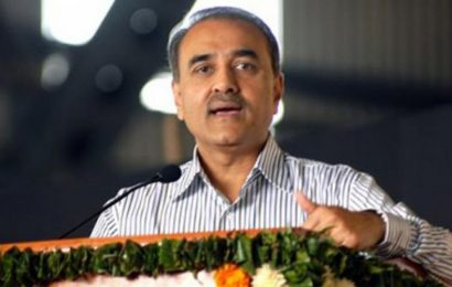 NCP leader Praful Patel appears before ED for questioning in money laundering case