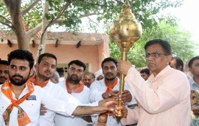 Dhankar faces stiff challenge from Congress, JJP nominees