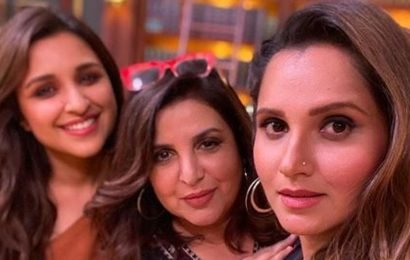 Farah Khan to test general knowledge of celebs on Backbenchers, shoots with Parineeti Chopra and Sania Mirza