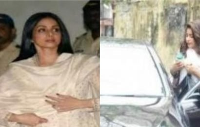 Janhvi Kapoor buys a Mercedes Maybach worth Rs 2 cr, ensures there is a Sridevi connect. See pics