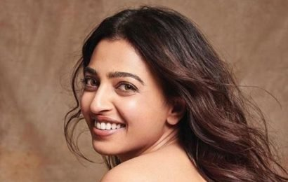 Radhika Apte reveals why she wore her grandmother's old sari full of holes for her wedding