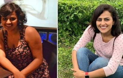 Fat to fit: Shraddha Srinath wows fans with inspiring transformation journey
