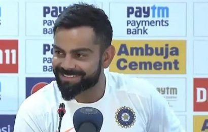 India vs South Africa:Virat Kohli's answer to question on meeting Dhoni  leaves reporters in splits
