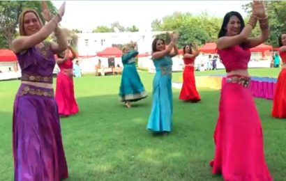 US Embassy in India gets into Diwali groove, 'American divas' shake a leg on Dilbar. Watch