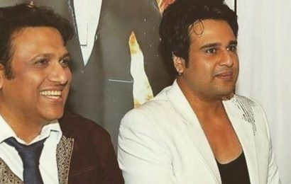 Krushna Abhishek not allowed to share stage with uncle Govinda on The Kapil Sharma Show: 'Sad this has happened'