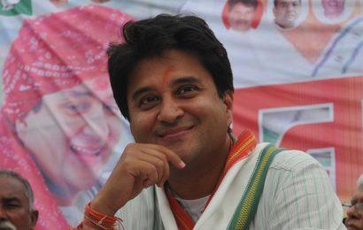 Jyotiraditya Scindia: Congress must introspect to make improvements