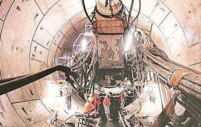 Aarey Colony: Work on 32-storey Metro Bhavan underway