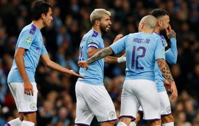 Manchester City, Leicester, Everton through to League Cup quarters