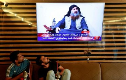 Washington Post's Abu Bakr al-Baghdadi obit header triggers outrage, memes