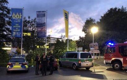 Shootings in Bavarian town leave one dead, 1 injured