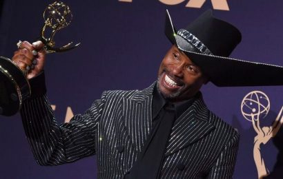 Billy Porter to play fairy godmother in Cinderella?