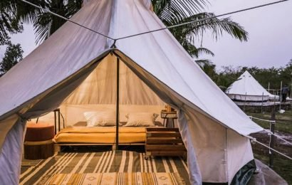 These camping scenario can be your next travel goal