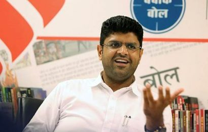 BJP has money power, we have manpower: Dushyant Chautala