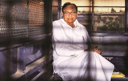 ED arrests P Chidambaram in INX Media case