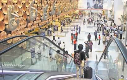 Indiaplans to open 100 airports at a cost of  Rs 1 lakh crore by 2024:Report