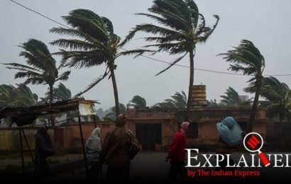 Explained: Why Cyclone Kyarr is unlikely to hit India's west coast