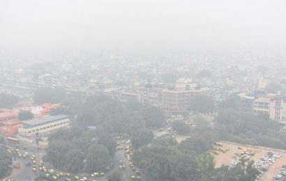 The choke is on Delhi: Pollution turns severe