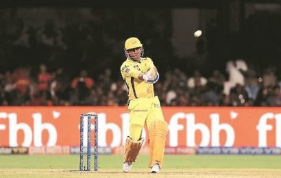 MS Dhoni still playing incredibly well, says Shane Watson