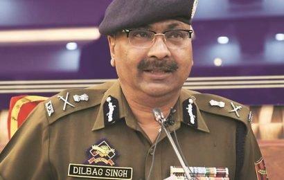 Al Qaeda's Kashmir affiliate wiped out, says J&K DGP Dilbag Singh