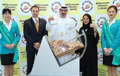 Indian expat wins $1 million Dubai raffle, another drives home Mercedes Benz
