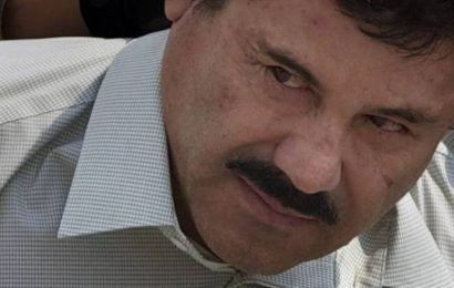 El Chapo said to have given $1 million to Honduran president's brother