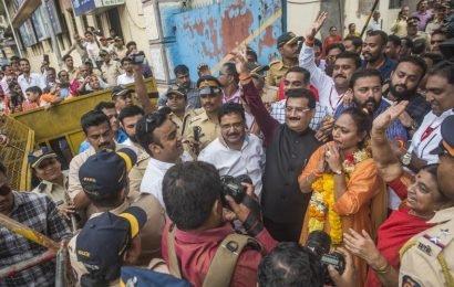 Shiv Sena snatches 2 minority seats from Congress, AIMIM