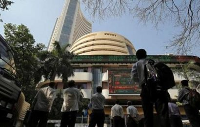Global cues, auto stocks lift equities; Sensex up by 400 points