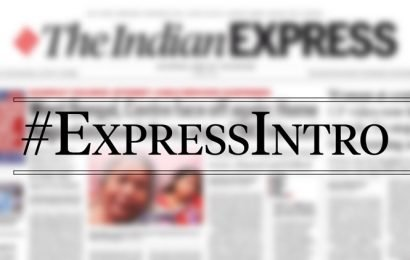 Express daily briefing: Xi Jinping's visit date still not official; The fight over Mumbai's Aarey Colony; and more