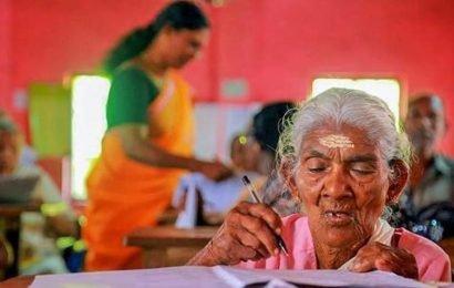 Over 2,000 take literacy exam in Kerala's capital